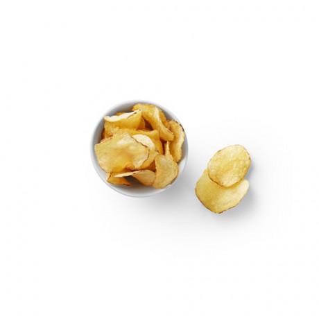 Картофельные чипсы - соленые грибы фото 0